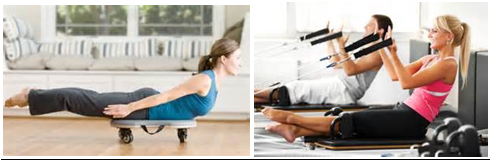 Basic Level 1 Reformer and Orbit Class